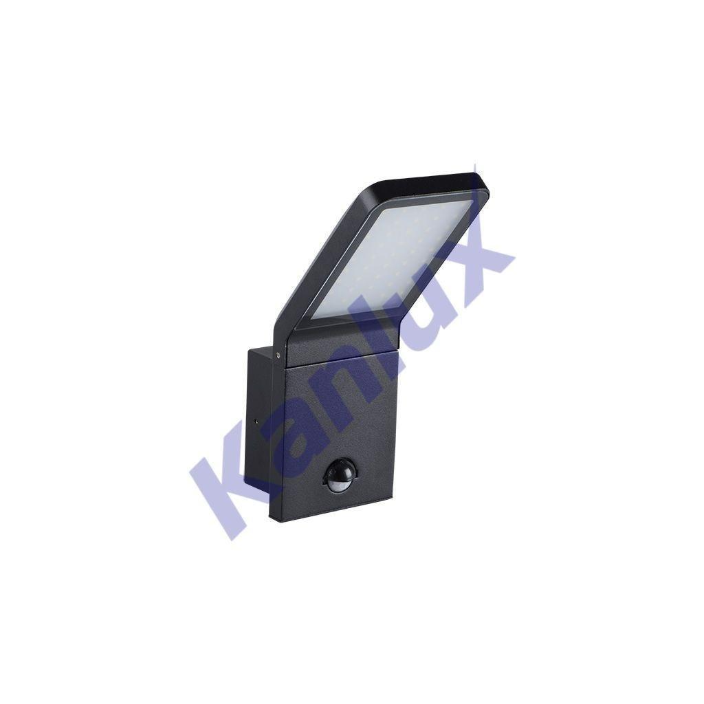 SEVIA LED -SE Záhradné svietidlo LED s čidlom pohybu Kanlux eulux.sk