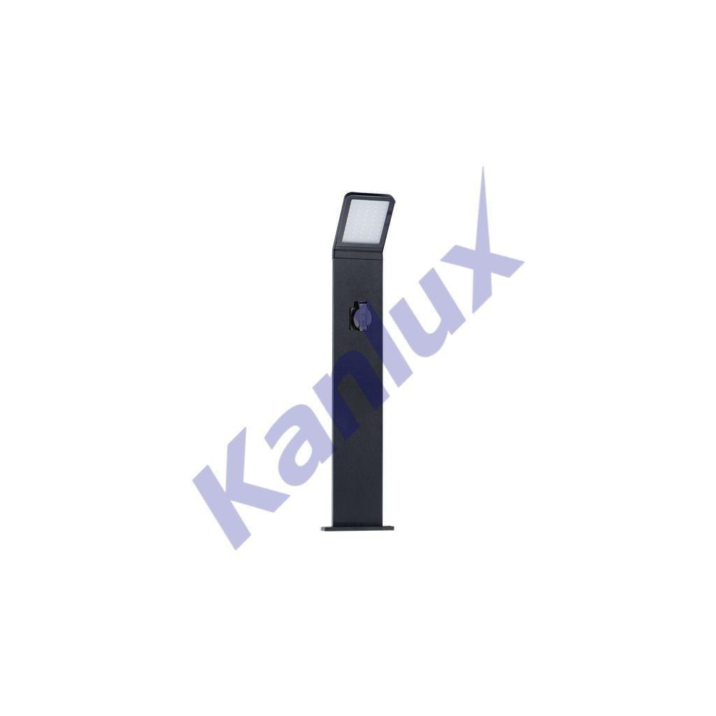 Kanlux SEVIA LED -SO Záhradné svietidlo LED so zásuvkou eulux.sk