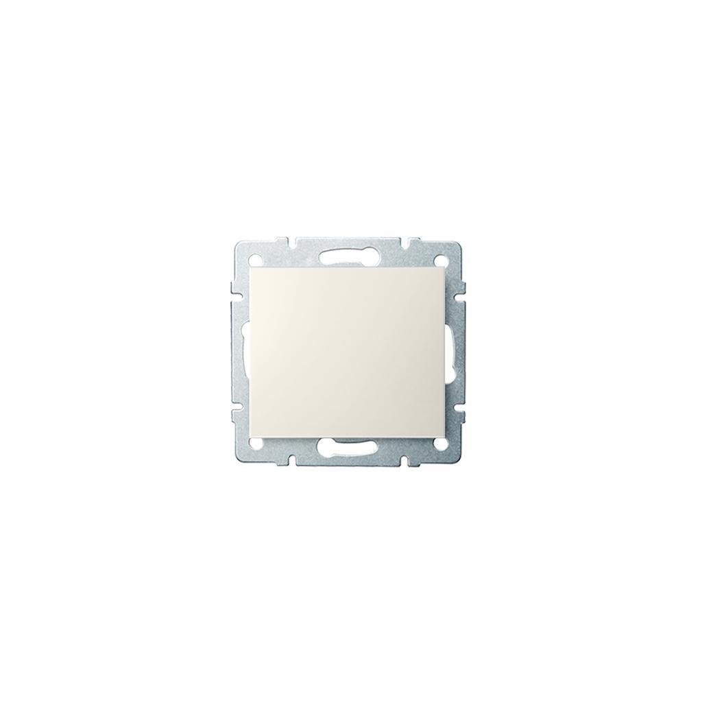 Kanlux LOGI Jednopólový vypínač AX - V~ krémový eulux.sk