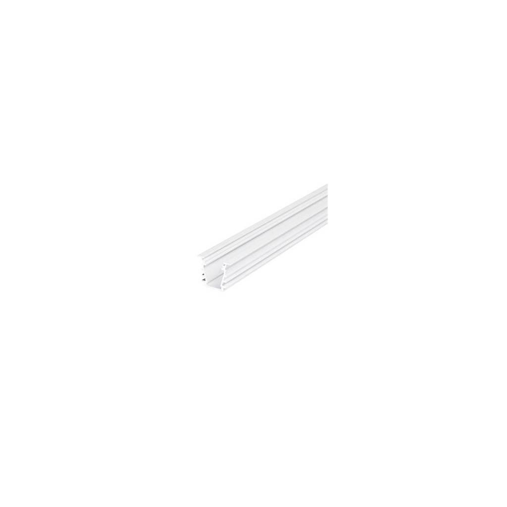 Kanlux PROFILO I-W Hliníkový profil bez difúzora ( ks po m v balení) eulux.sk