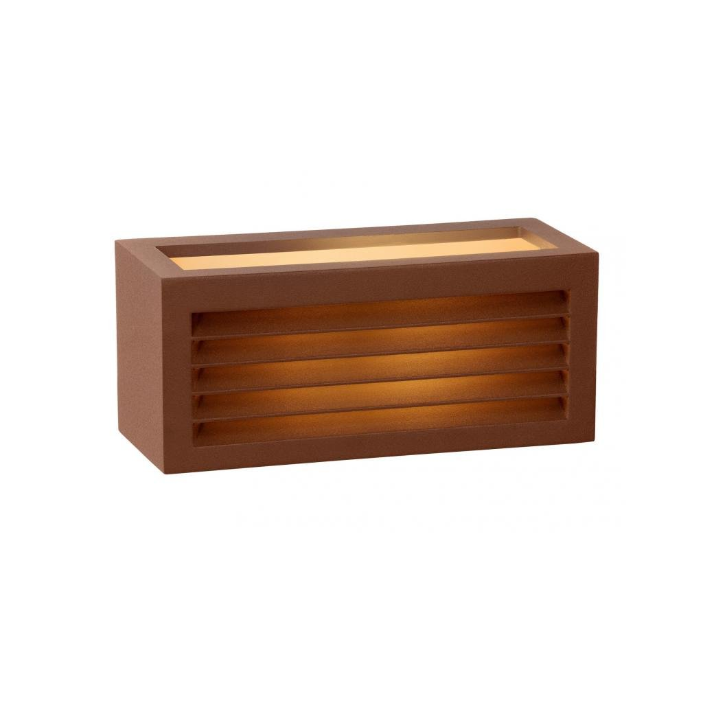 Lucide // DIMO Wall Light IP E .// Rust eulux.sk