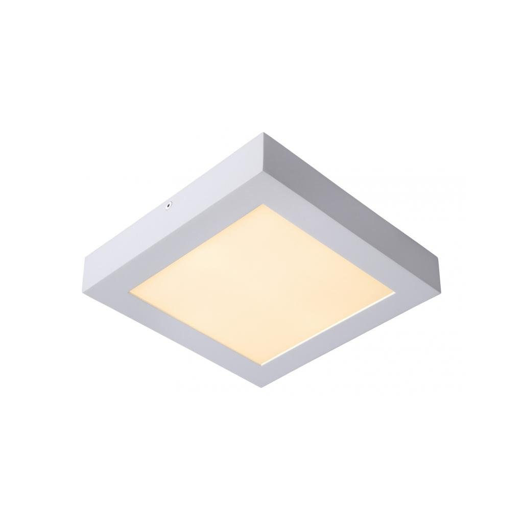 Lucide // BRICE-LED Ceiling L. Diable W Square cm eulux.sk
