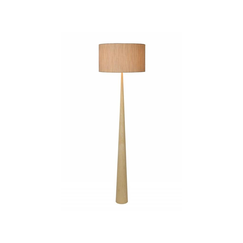 LUCIDE // CONOS LIGHT WOOD stojacie svietidlo eulux.sk