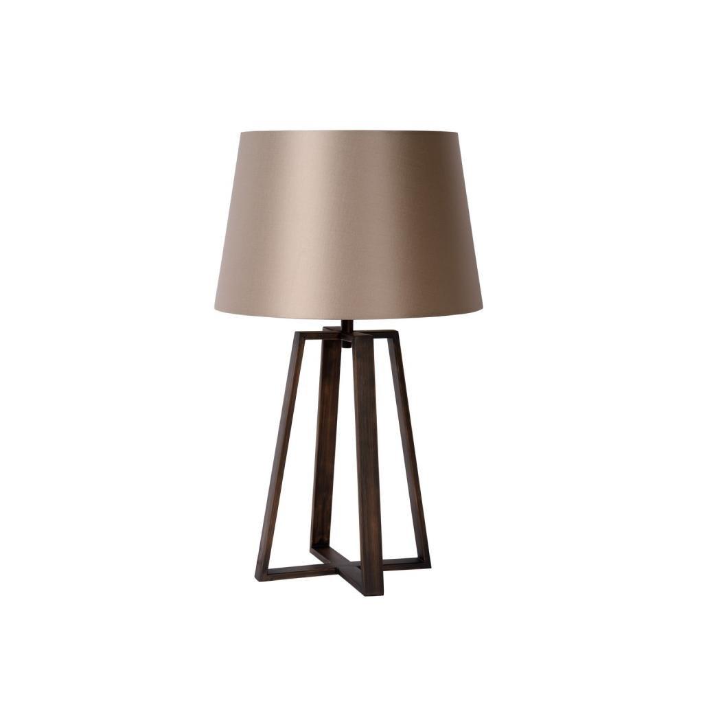 Lucide COFFEE Table Lamp E D Hcm Rusty- // stolové svietidlo eulux.sk