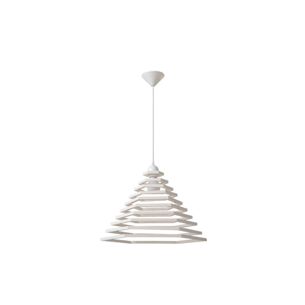 Lucide TORA Pendant E H Dcm White- // závěsné svítidlo eulux.sk