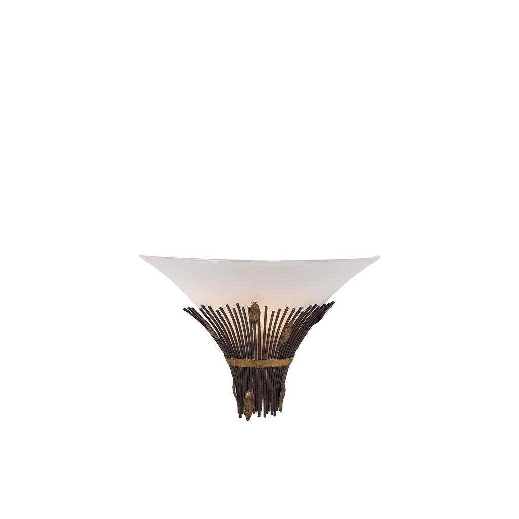 Lucide CANNA Wall light xE D Glass Scavo/- // eulux.sk