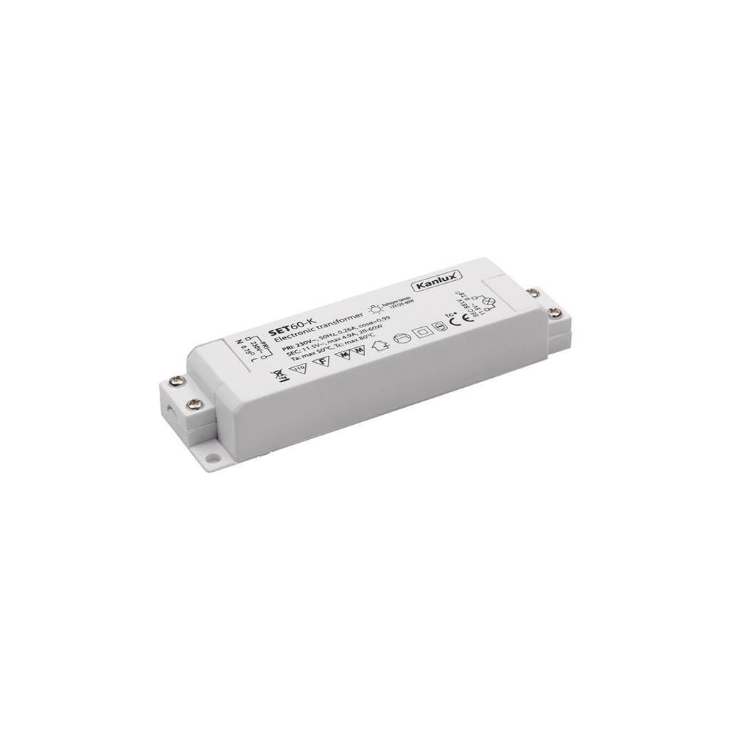 Kanlux SET-K elektronický transformátor eulux.sk