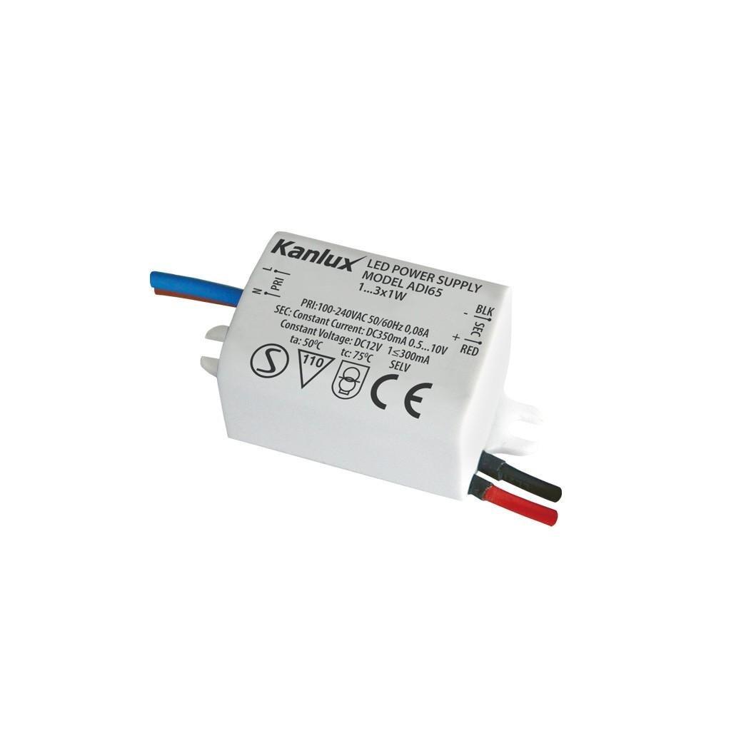 Kanlux ADI (VA) elektronický transformátor eulux.sk