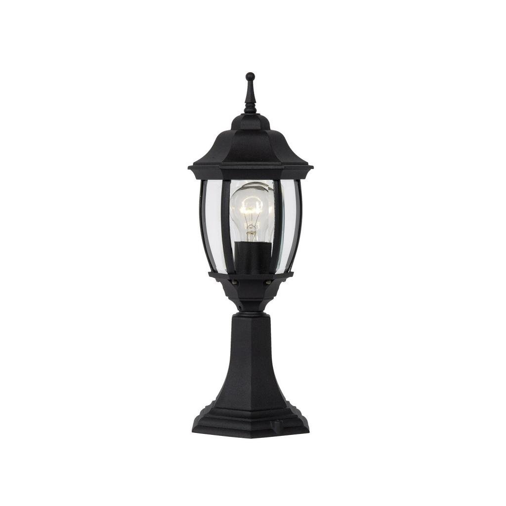 Lucide // Outdoor lighting socle Hcm E/W Black eulux.sk
