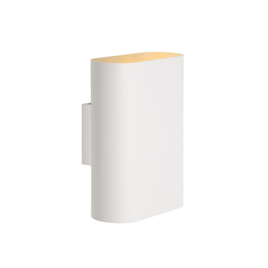 Lucide // OVALIS Wall Light xE/W excl. White eulux.sk