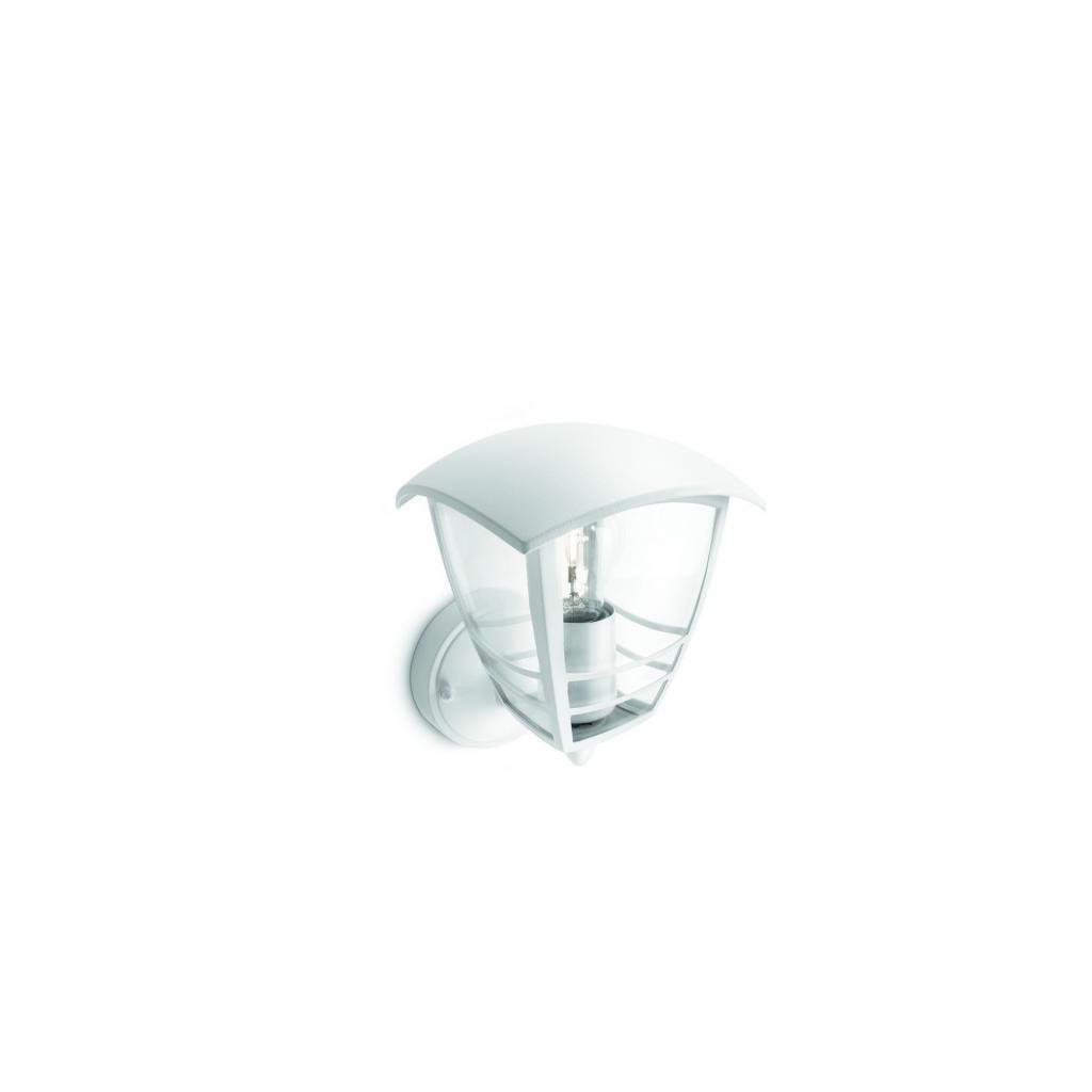 Massive-Philips // Creek wall lantern white xW V nástenné svietidlo eulux.sk