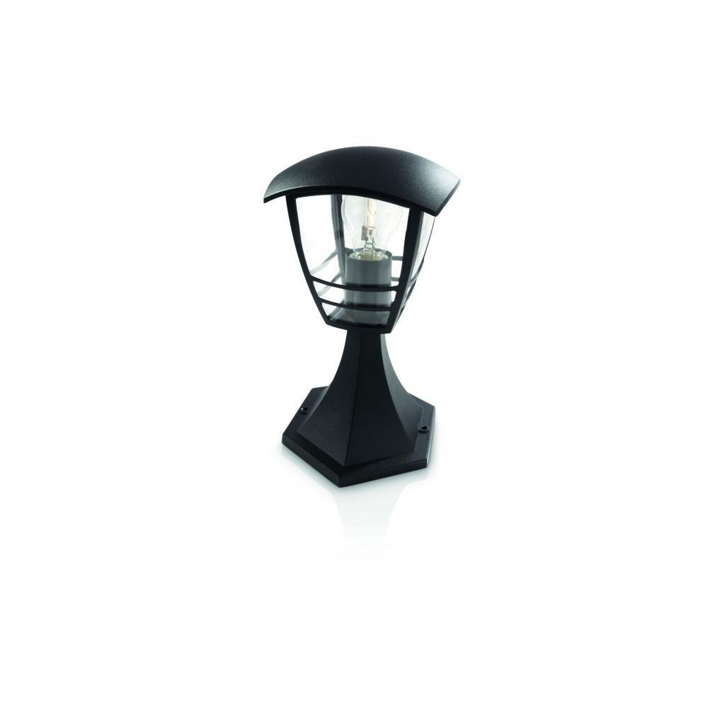 Massive-Philips // Creek pedestal black xW V stojacie svietidlo eulux.sk