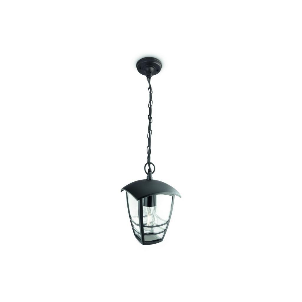 Massive-Philips // Creek lantern pendant black xW závesné svietidlo eulux.sk