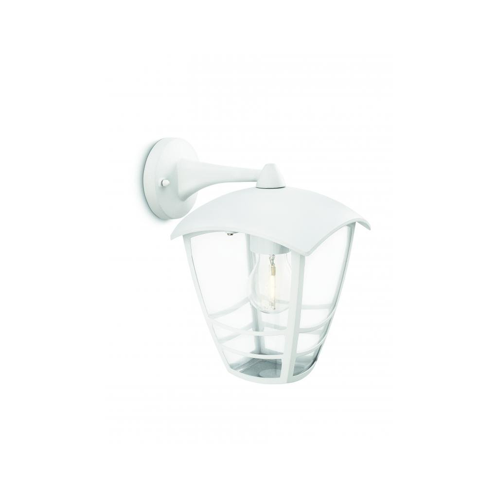 Massive-Philips // Stream wall lantern white xW V nástenné svietidlo eulux.sk