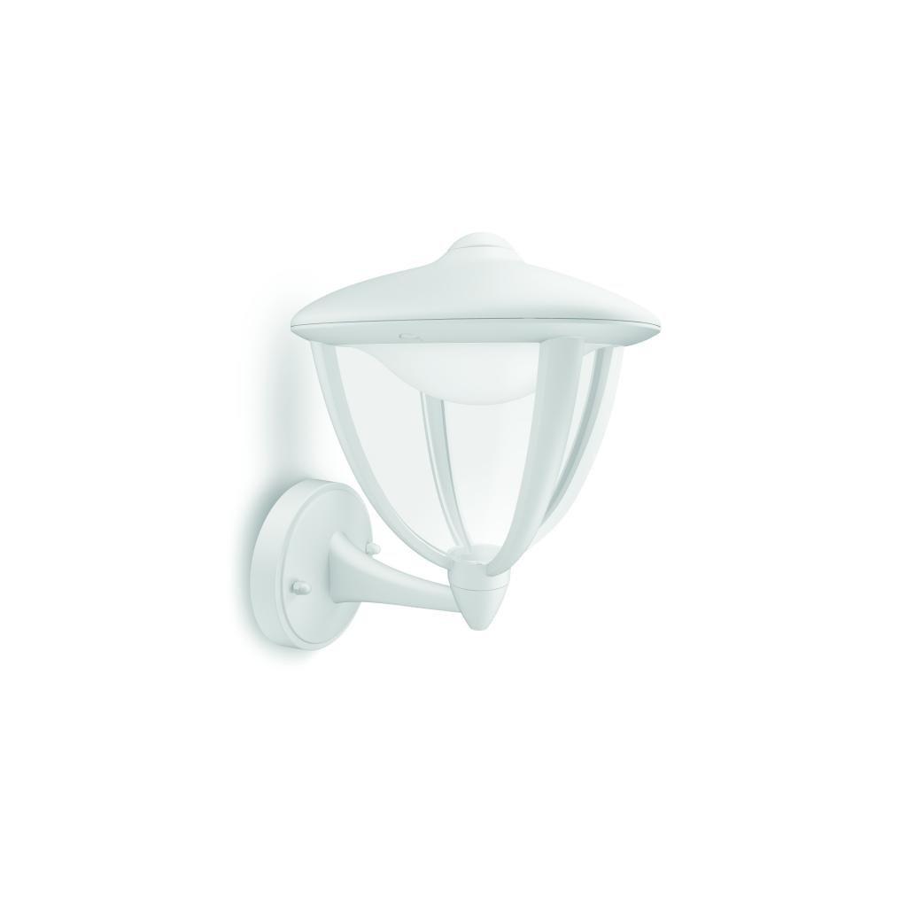 Massive-Philips Robin wall lantern white x.W V- // nástenné svietidlo eulux.sk