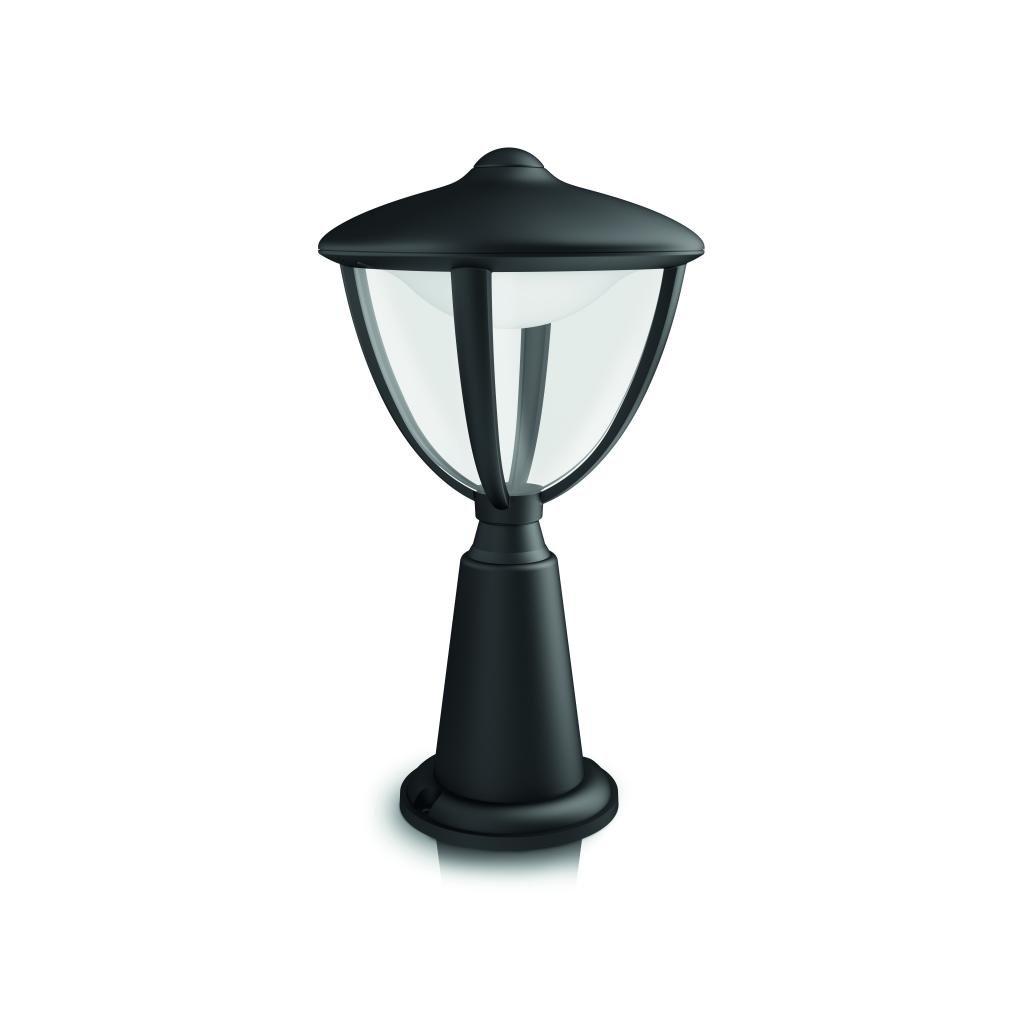 Massive-Philips Robin pedestal black x.W V- // stojacie svietidlo eulux.sk