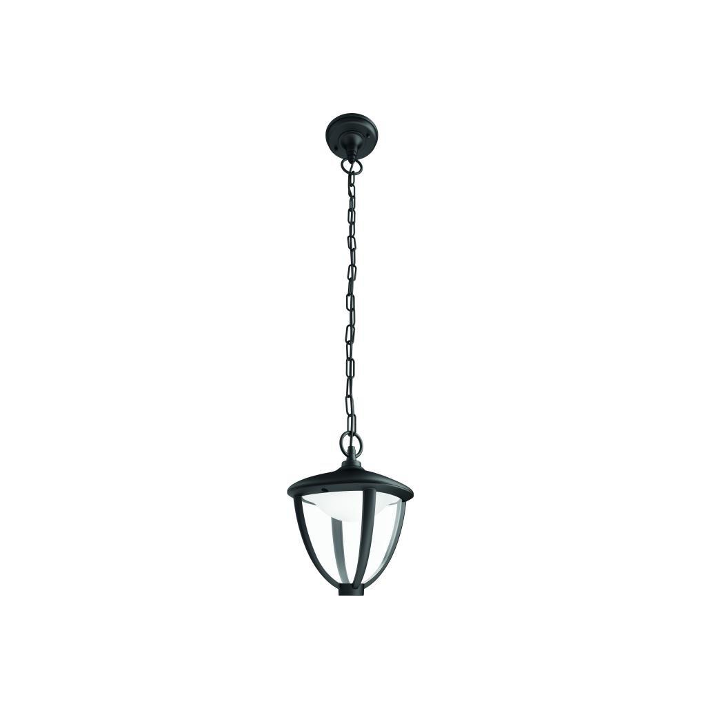 Massive-Philips Robin lantern pendant black x.W V- // závesné svietidlo eulux.sk