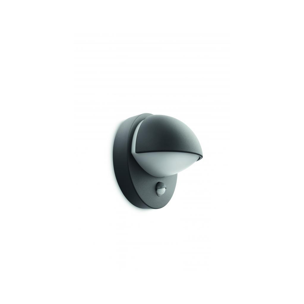 Massive-Philips // June wall lantern antracit xW V nástenné svietidlo eulux.sk