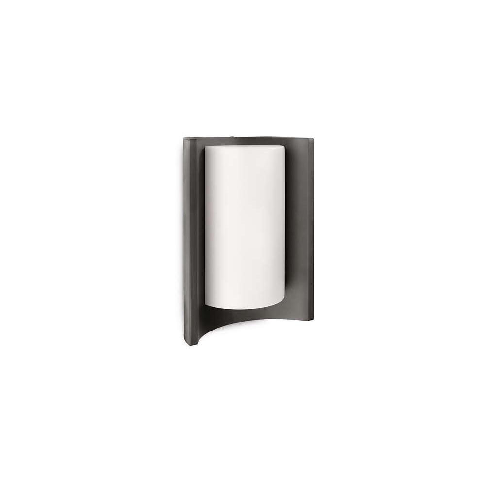 Massive-Philips // Meander wall lantern antracit xW nástenné svietidlo eulux.sk