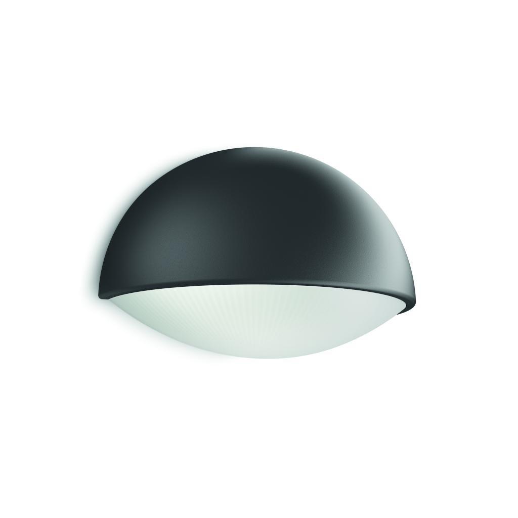 Massive-Philips Dust wall lantern antracit xW V- // nástenné svietidlo eulux.sk