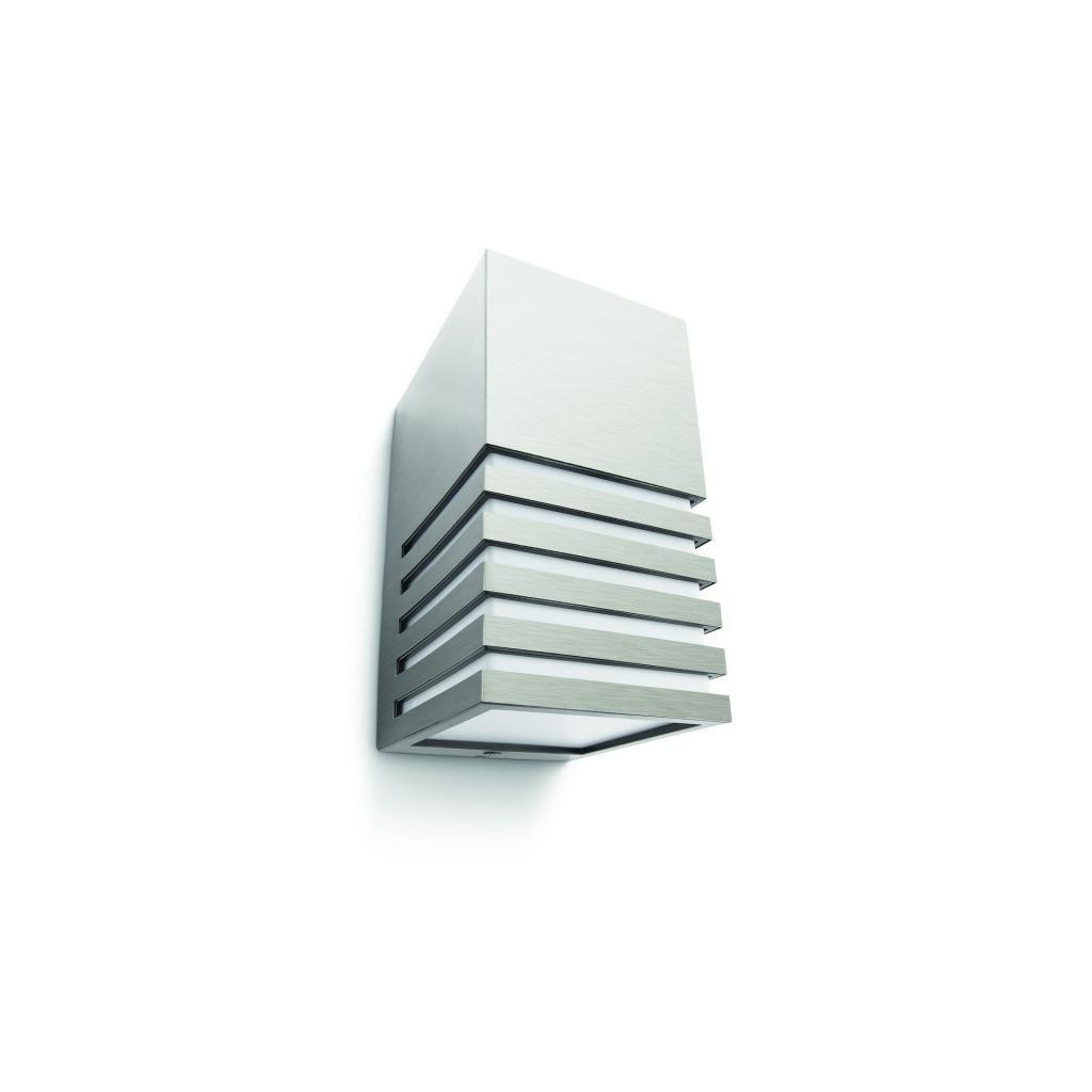 Massive-Philips // Veranda wall lantern inox xW V nástenné svietidlo eulux.sk