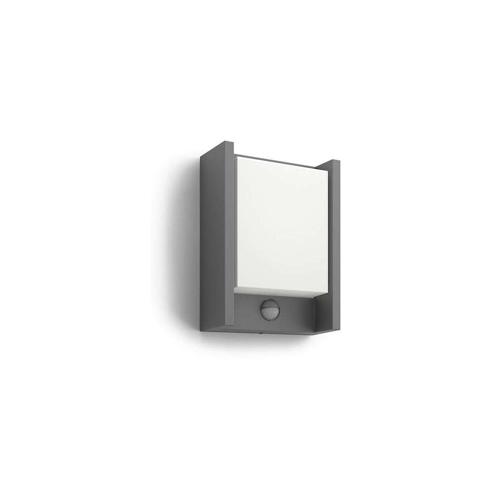 Massive Philips // Arbour IR LED nástenné svietidlo so senzorom eulux.sk