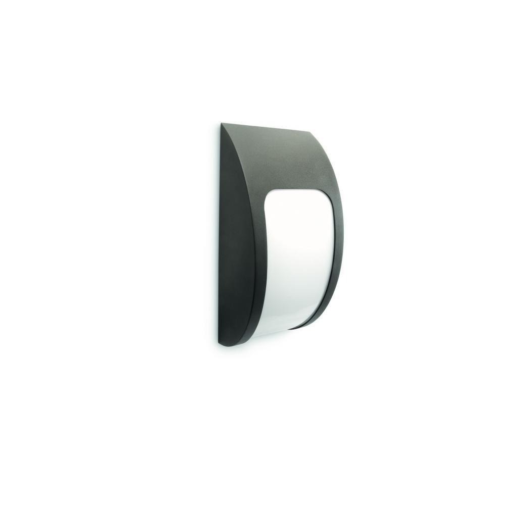 Massive-Philips // Olive wall lantern antracit xW nástenné svietidlo eulux.sk