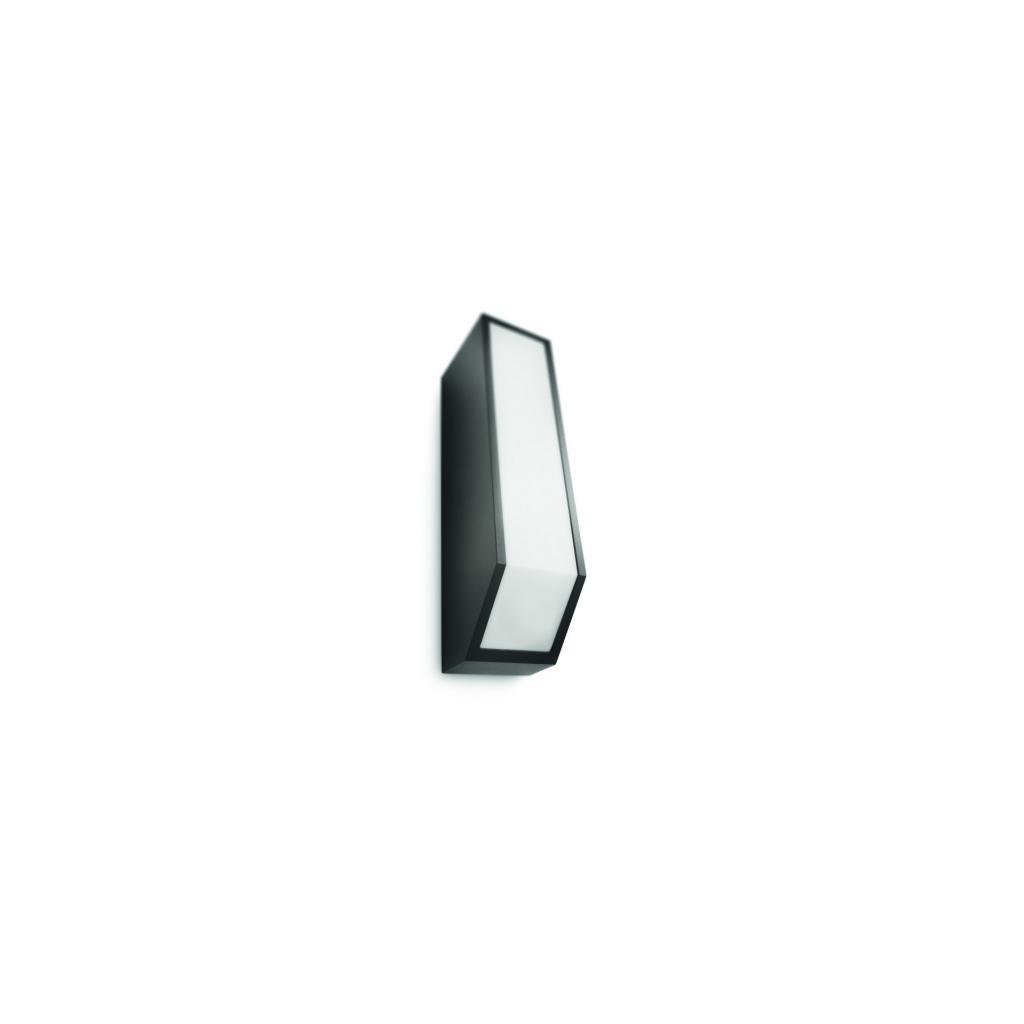 Massive-Philips // Feather wall lantern antracit xW nástenné svietidlo eulux.sk