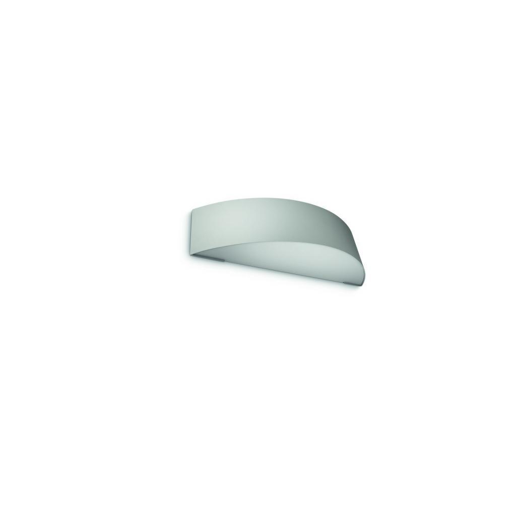 Massive-Philips // Patch wall lantern grey xW V nástenné svietidlo eulux.sk