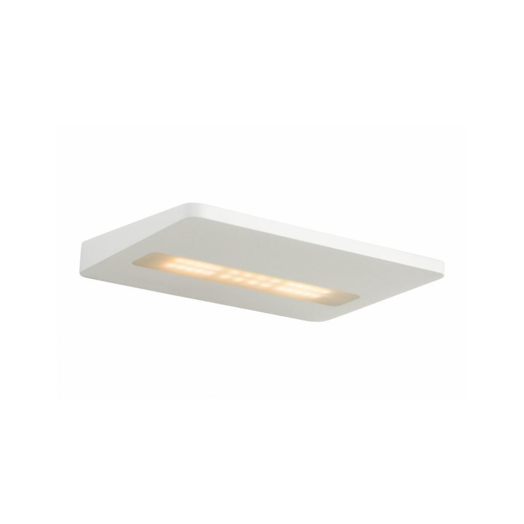 LUCIDE // BORO LED WHITE nástenné svietidlo eulux.sk