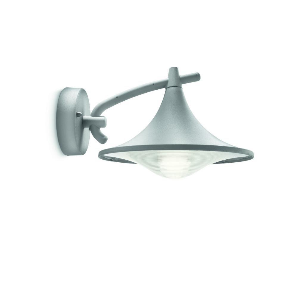 Massive-Philips // Cedar wall lantern grey xW V nástenné svietidlo eulux.sk