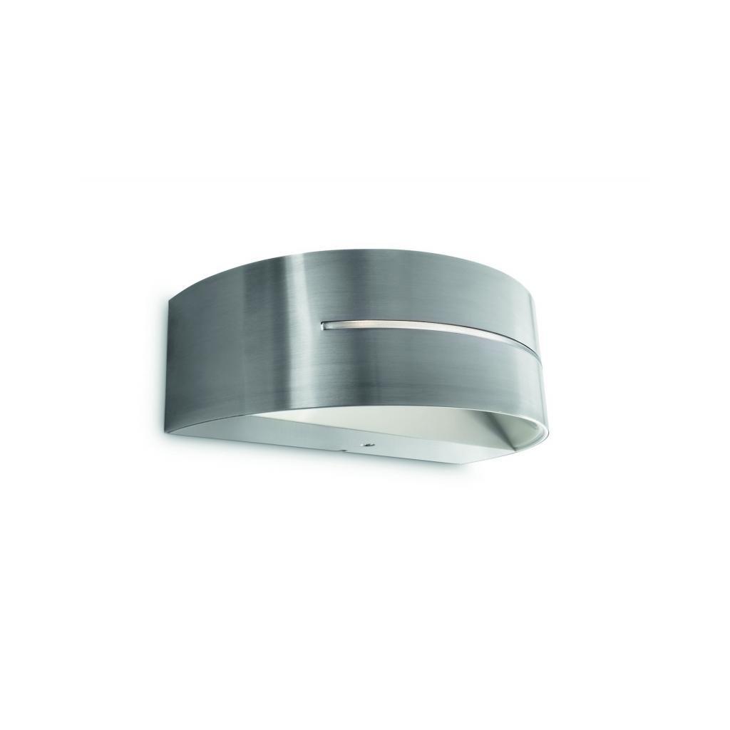 Massive-Philips // Birdseye wall lantern LED inox nástenné svietidlo eulux.sk