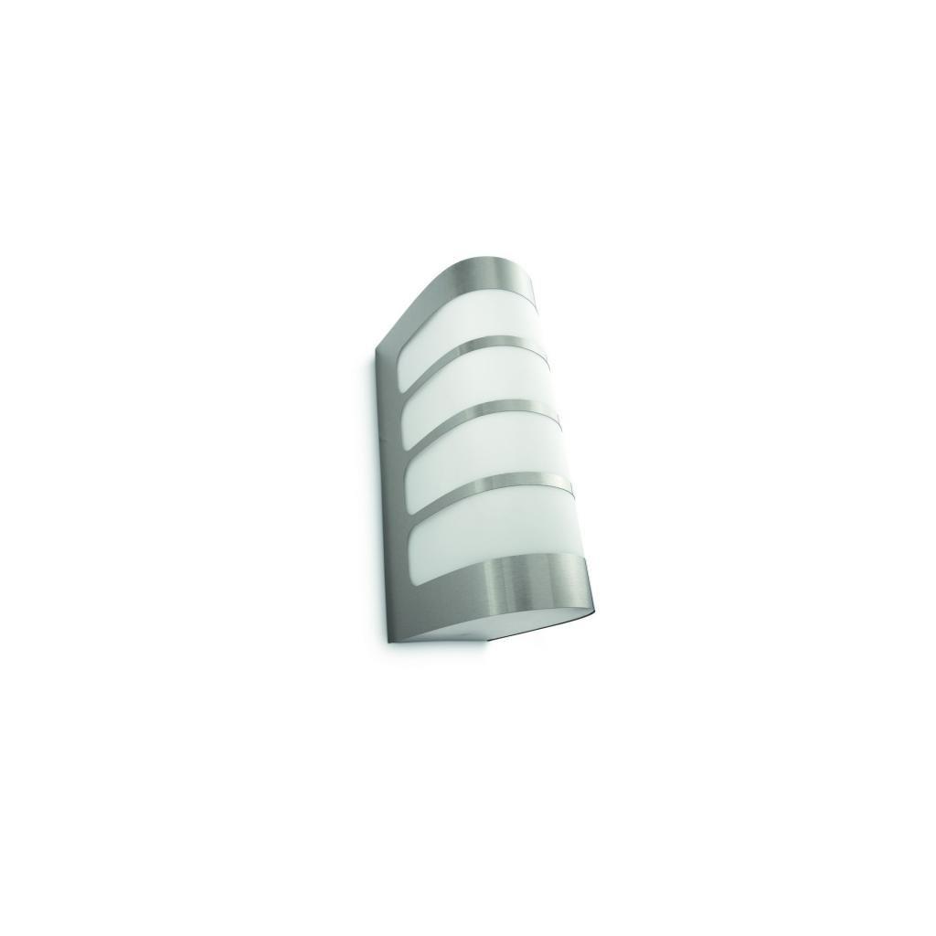 Massive-Philips // Fence wall lantern inox xW V nástenné svietidlo eulux.sk