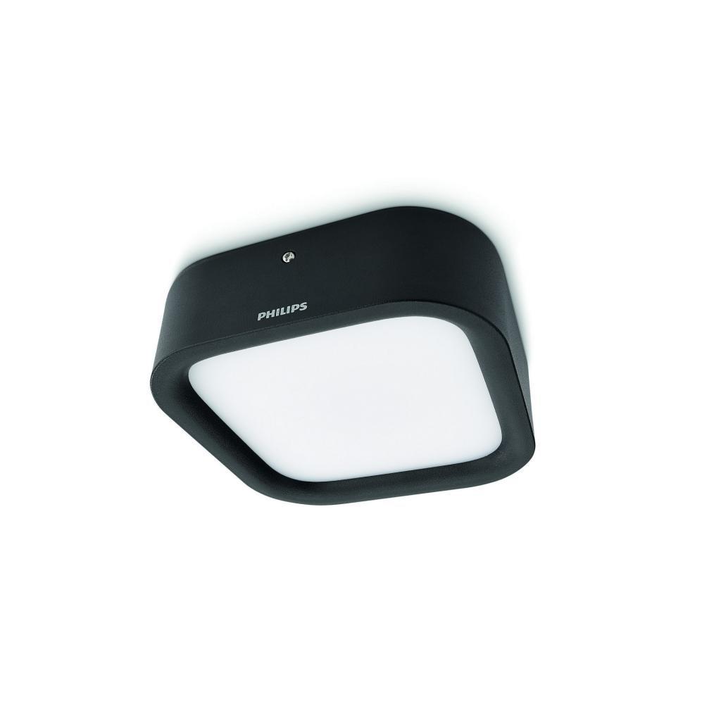 Massive-Philips // Puddle wall lantern LED black xW nástenné svietidlo eulux.sk