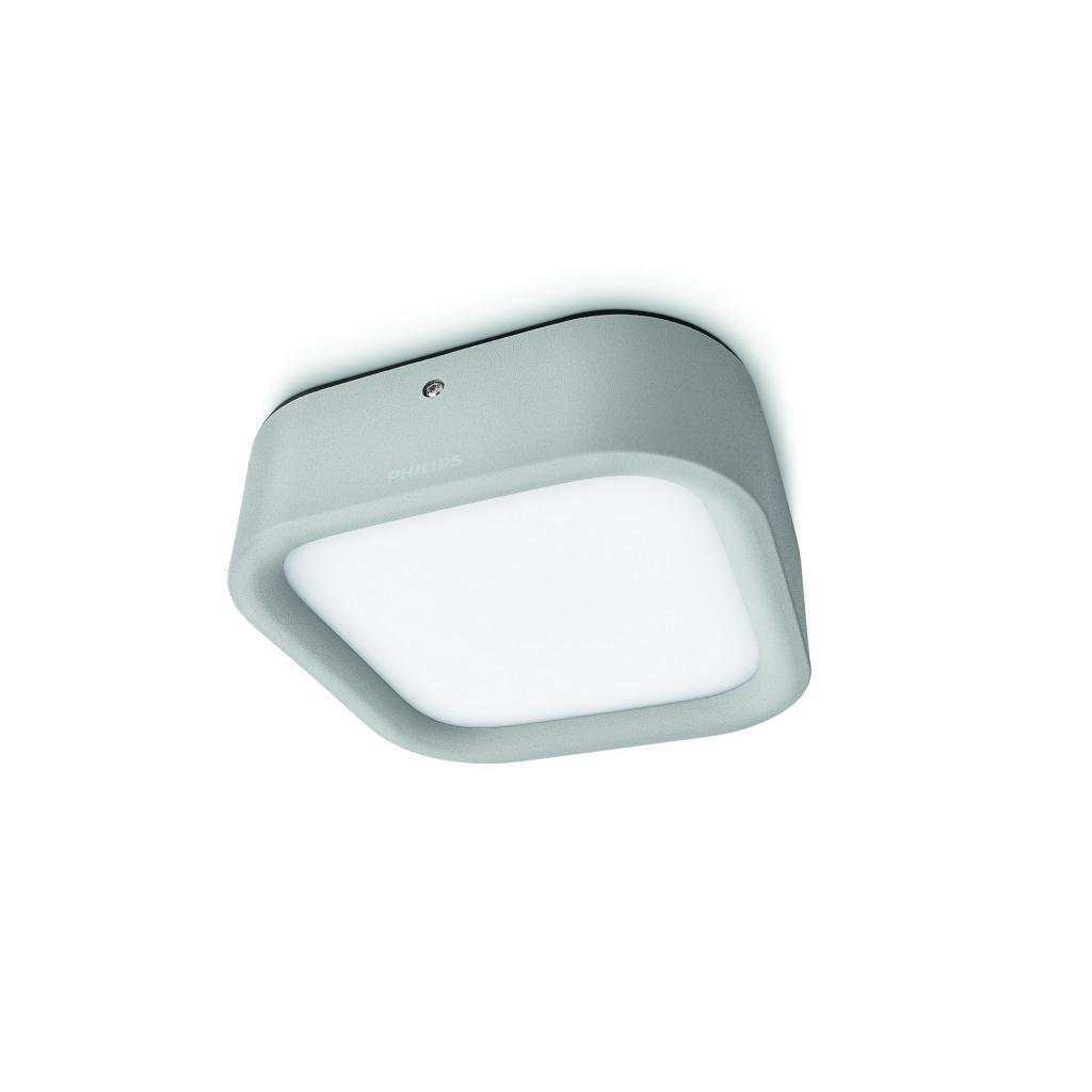 Massive-Philips // Puddle wall lantern LED grey xW nástenné svietidlo eulux.sk