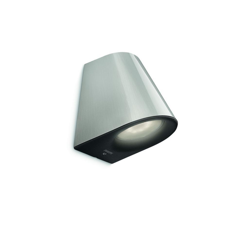 Massive-Philips // Virga wall lantern LED inox xW nástenné svietidlo eulux.sk