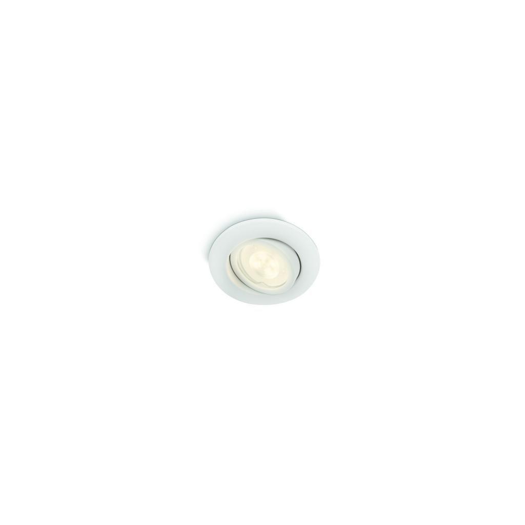 Massive-Philips // Fresco recessed LED white xW V bodové svietidlo eulux.sk