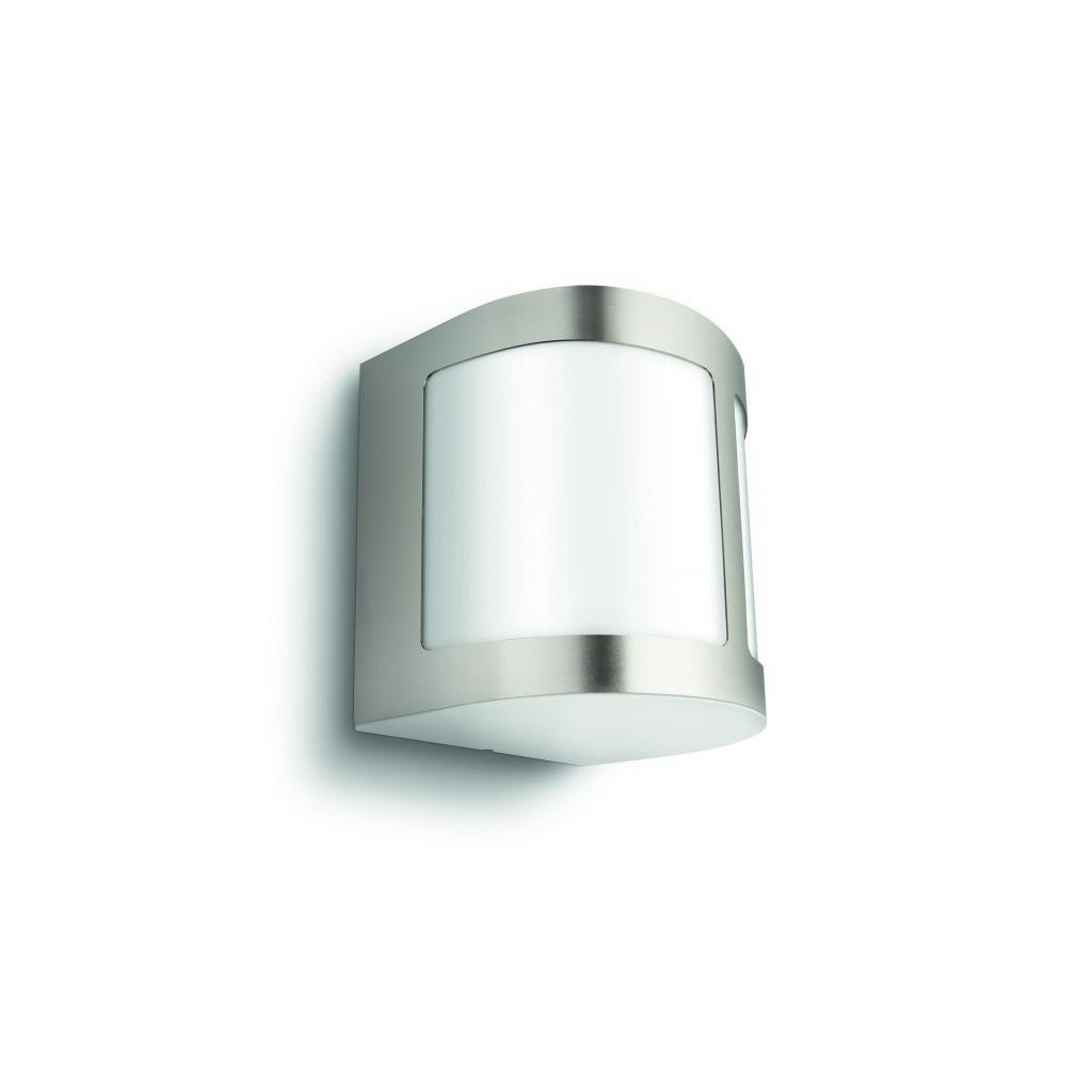 Massive-Philips // Parrot wall lantern LED inox x.W nástenné svietidlo eulux.sk