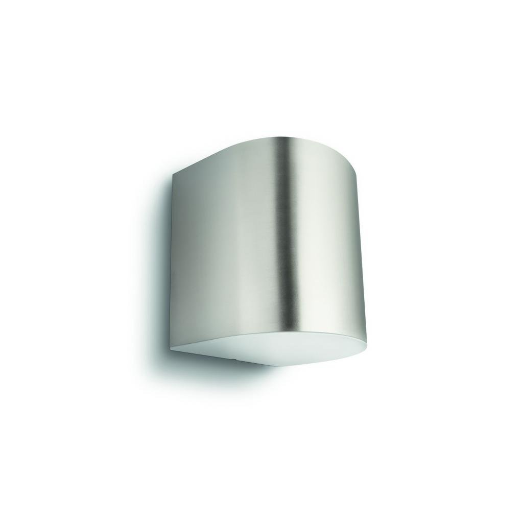 Massive-Philips // Parrot wall lantern LED inox x.W SEL nástenné svietidlo eulux.sk