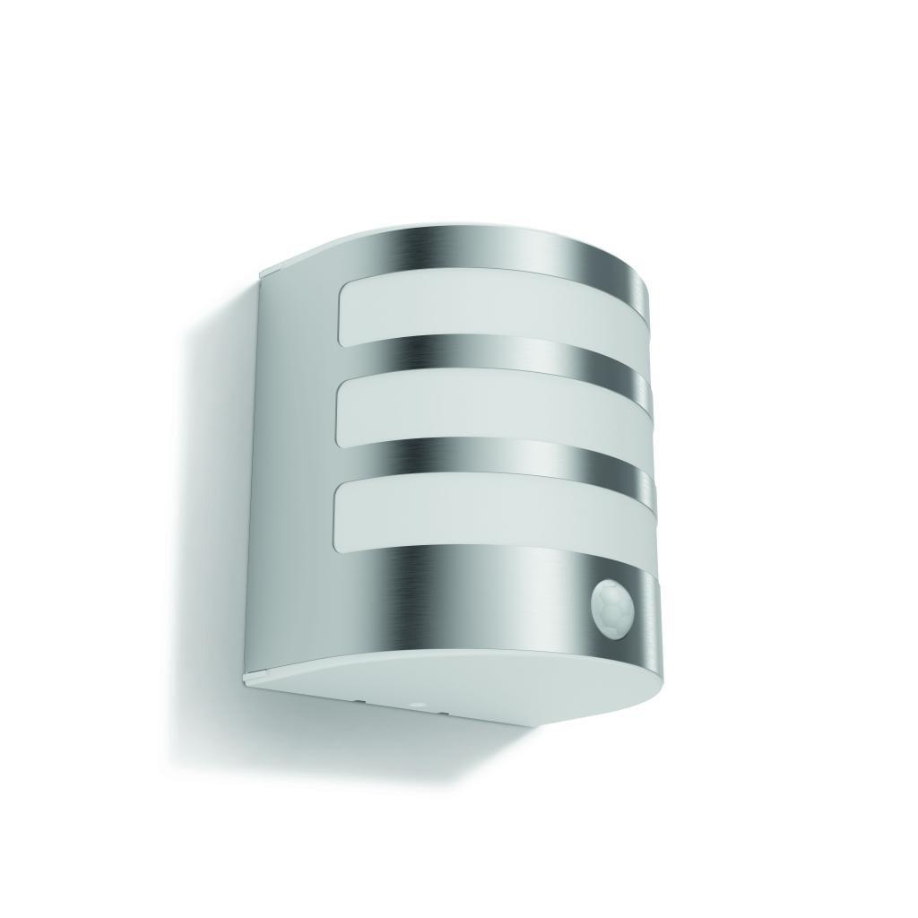 Massive - Philips Calgary wall lantern inox x.W V- // nástenné svietidlo eulux.sk