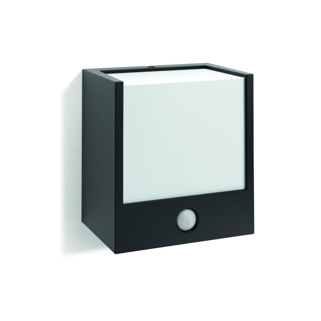 Massive - Philips Macaw wall lantern black x.W V- // nástenné svietidlo eulux.sk