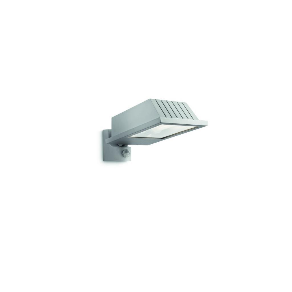 Massive-Philips // Botanic gardenspot/floodlight grey nástenné svietidlo so senzorom eulux.sk