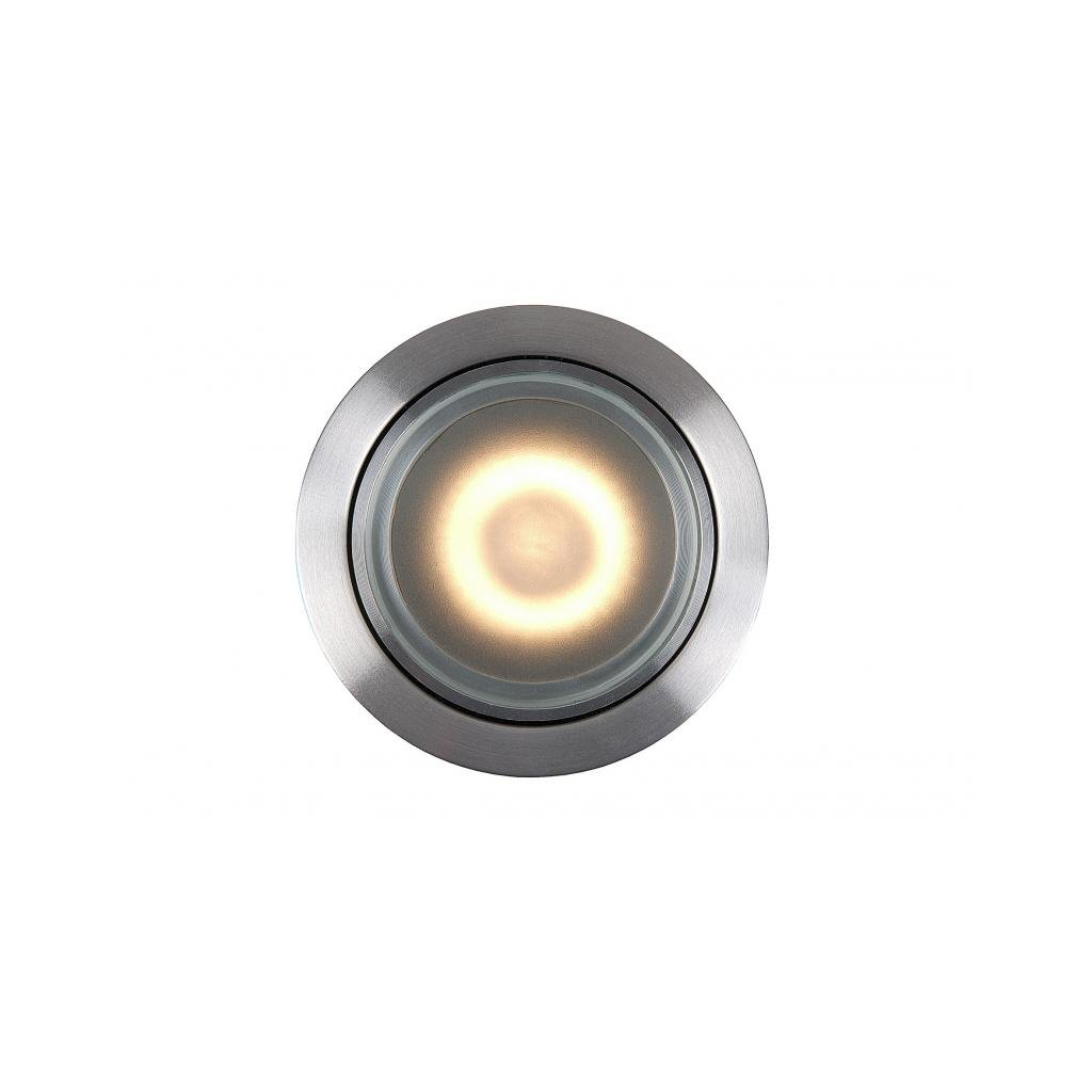 Lucide // MODE Down light Round D.cm GU/W excl Satin eulux.sk