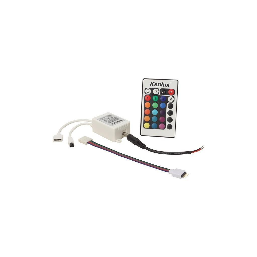 Kanlux CONTROLLER LED RGB-IR eulux.sk