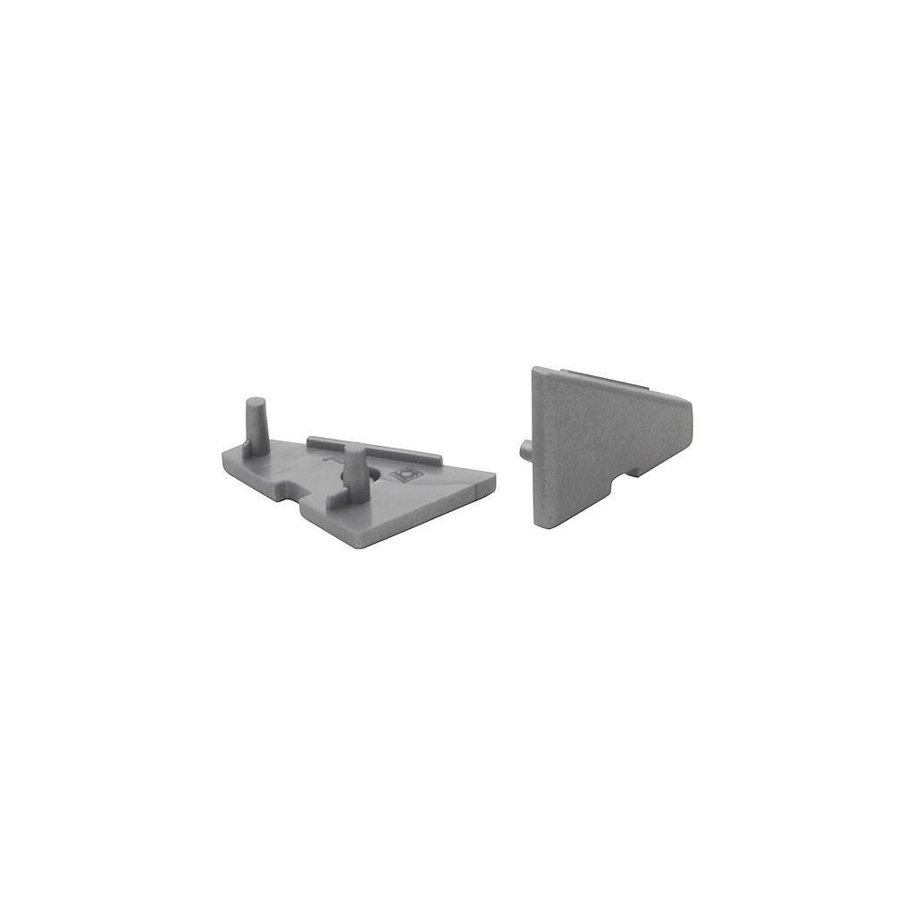 Kanlux STOPPER C profily pre lineárne LED moduly šedá eulux.sk