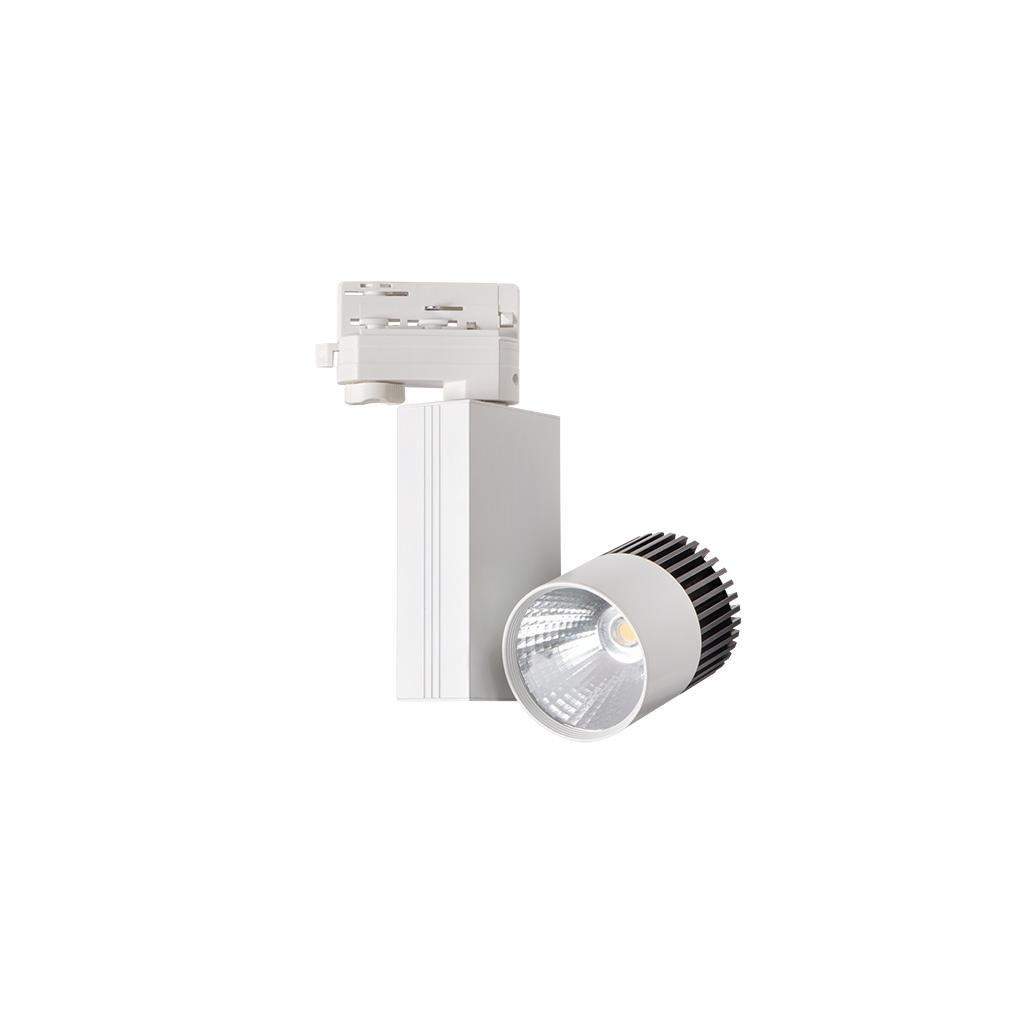 Kanlux TRAKO LED COB- Svietidlo LED COB eulux.sk