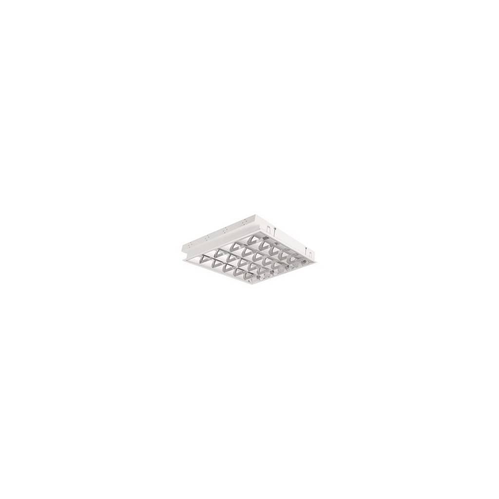 Kanlux REGIS LED PT Svietidlo mriežkové vstavané pre T LED eulux.sk