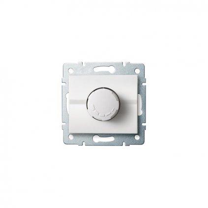 Kanlux LOGI Otočný stmievač W s filtrem AX - V~biely eulux.sk