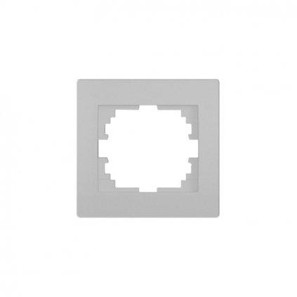 Kanlux LOGI Jednoduchý horizontálny rámečekstrieborný eulux.sk