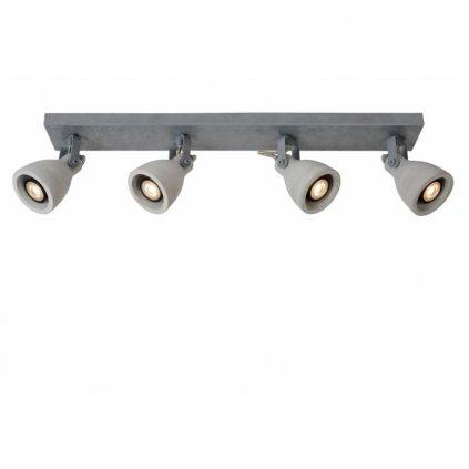 LUCIDE // CONCRI LED spot stropné svietidlo eulux.sk